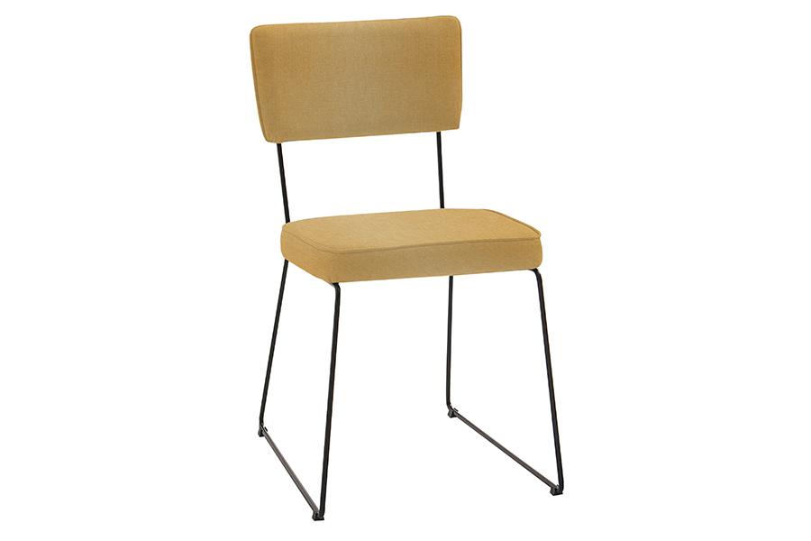 Cadeira Azo Amarelo.