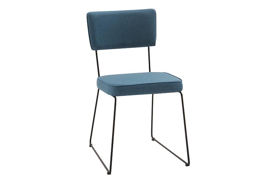 Cadeira Azo Azul Jeans.
