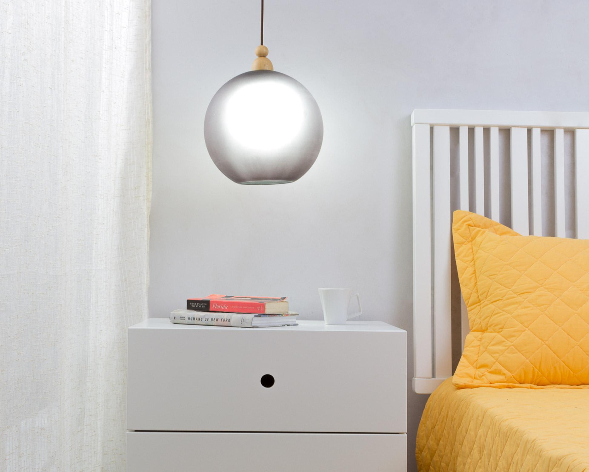 Iluminação - Luminária Mirtilo.