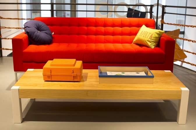 Inauguração da Loja OPPA Brasilia ambientes da loja no Casa Pa