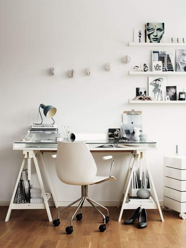 Inspirações para o seu home office.