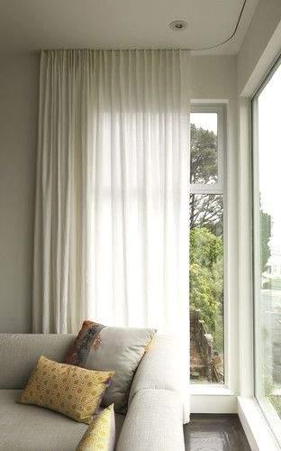 cortina para a primavera