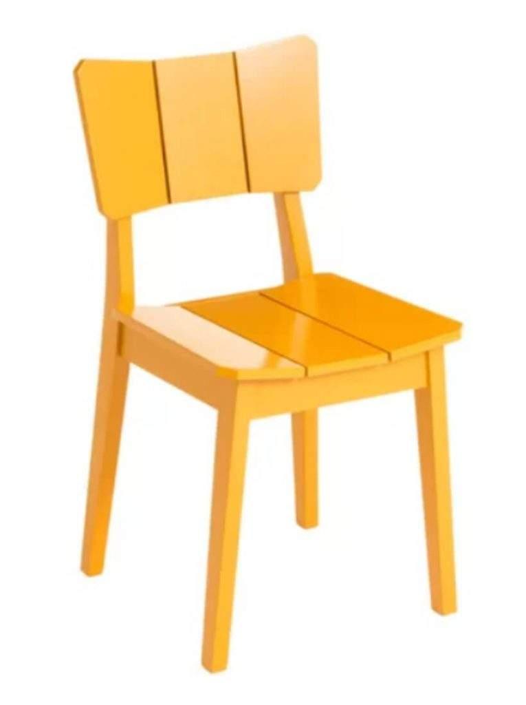 Fotos: Viví Kolér / Fuorisalone 2019 (exposição) e Oppa (Cadeira Uma laranja).