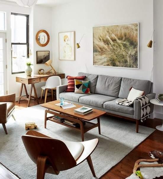 Sala de estar organizada - 10 táticas para manter a ordem para sempre - Blog da Oppa