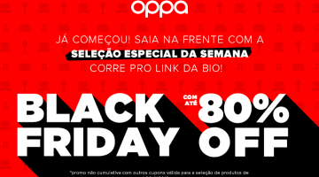 Black Friday 2019 da Oppa Design
