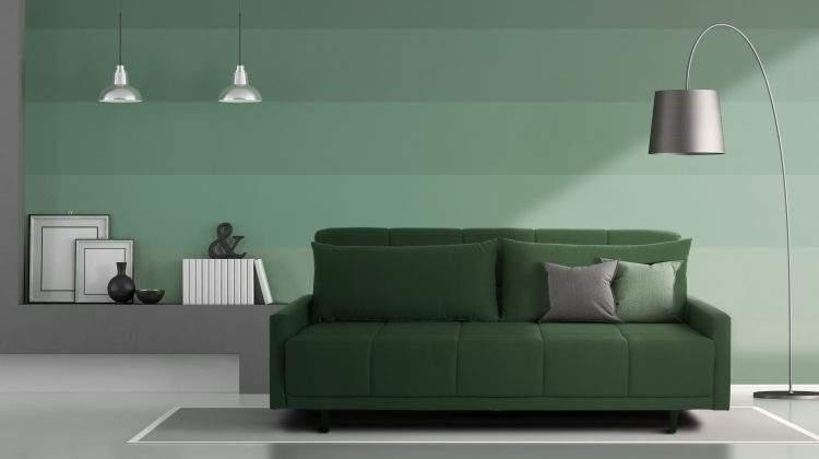 Sofá ideal.