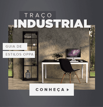 Banner lateral - Estilo Industrial