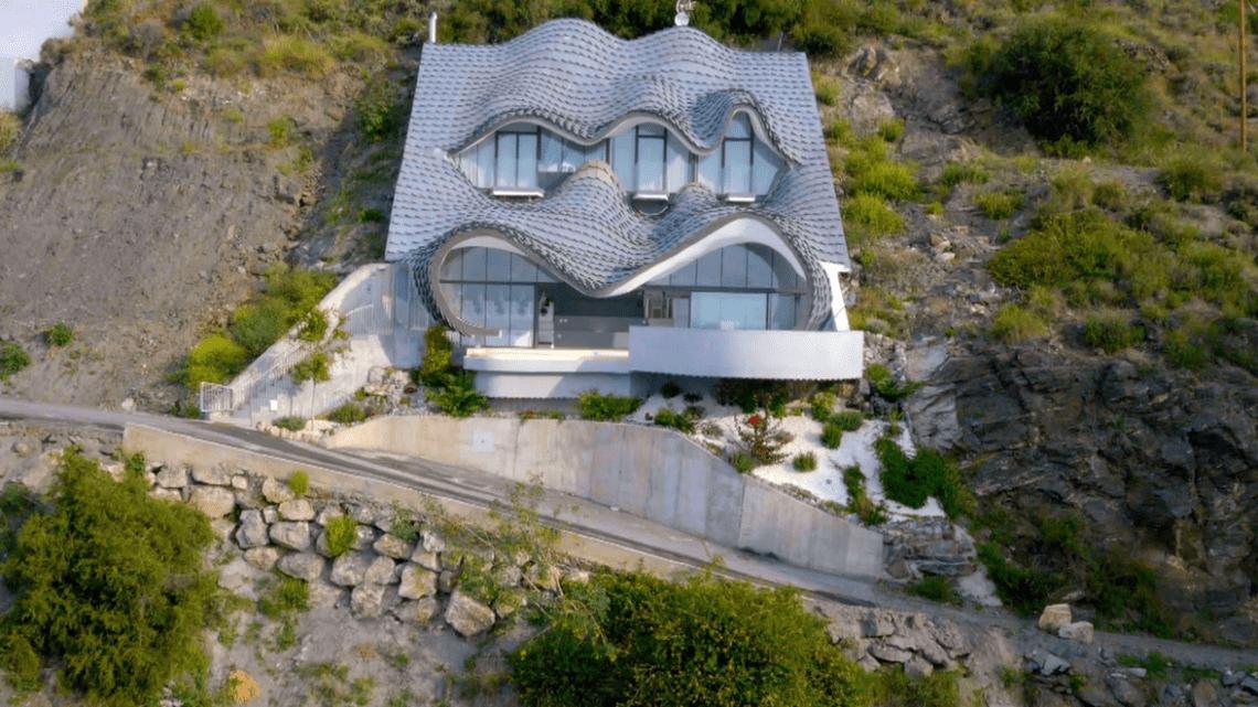 Série - As casas mais extraordinárias do mundo.