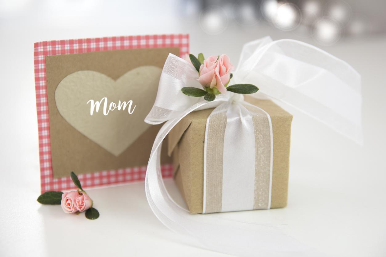Presentes dia das mães.
