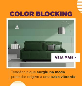Banner Color Blocking.