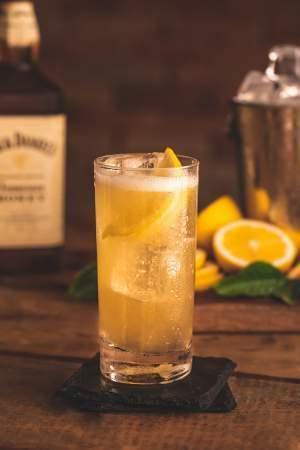 Dia do barman - Jack lemonade.